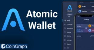 کیف پول Atomic؛ آموزش دریافت و ارسال رمزارز