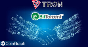 راهاندازی زنجیره جدید BitTorrent Chain توسط TRON و BitTorrent!