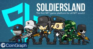 بازی NFTمحور SoldiersLand با توکن SLD در سال 2022 راهاندازی میشود!