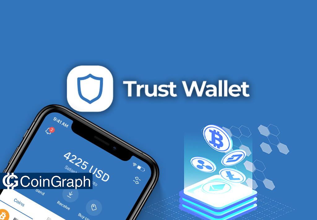 آموزش Trust Wallet؛ نحوه دریافت و ارسال